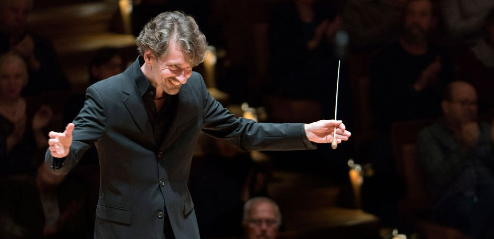 Raphael Haeger conducting - dates - looking forward to the orchestra