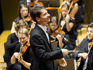 Raphael Haeger as a Conductor